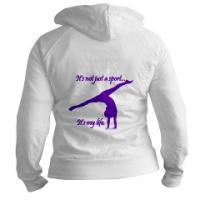 Gymnastics Apparel - Hoodies