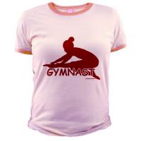 Gymnastics Apparel - Ringer T-shirts