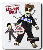 SCO-doo dolls!