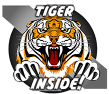 Tiger Inside!