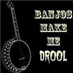 Banjo Drool