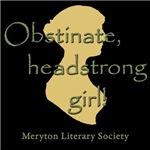 Meryton Literary Society
