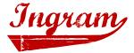 Ingram (red vintage)
