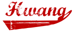 Hwang (red vintage)