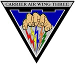 Carrier Air Wing Three CVW-3 US Navy Ships