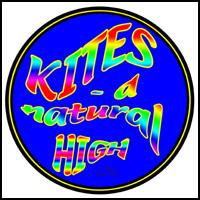 KITES A NATURAL HIGH T-SHIRTS & GI