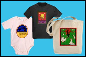 NEW YEAR'S DAY T-SHIRTS & GIFTS