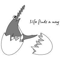 Life Finds A Way/Virgin Birth