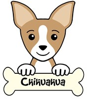Personalized Chihuahua (Short Hair)