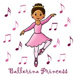 Ballerina Princess (Dark Skin)