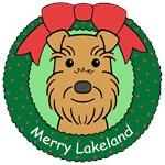 Lakeland Terrier Christmas Ornaments