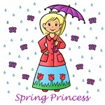 Spring Princess (Blonde Hair)