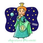 Aquarius Princess (Red Hair)