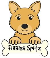 Personalized Finnish Spitz