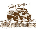 Silly Boys... Jeeps are for Girls!