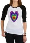 Women's Clothing - Chakra Balancing Heart