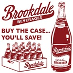 Brookdale Birch Beer shirts