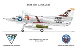 CVW-17 Aircraft 1967