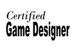 Certified Game Designer