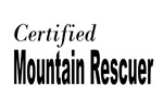 Certified Mountain Rescuer