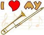 I Love My Trombone