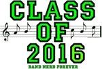 Band Nerd: Class of 2016