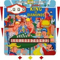 Gottlieb® King of Diamonds