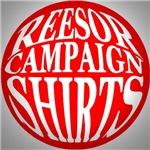 Reesor Campaign Shirts