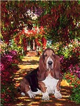 THE PATH<br>& Basset Hound