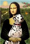 MONA LISA<br>& Dalmatian