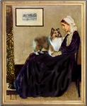 WHISTLER'S MOTHER<br>& Shetland Sheepdog (SW)