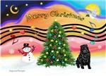 CHRISTMAS MUSIC 2MC<br>& Chinese Sharpei