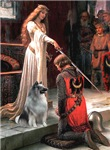 THE ACCOLADE<br>& Keeshond