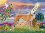 CLOUD ANGEL<br>& red Greyhound