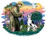 St. Francis #2 & Great Dane