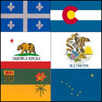 States & Provinces