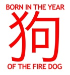 Born in the Year of the Fire Dog