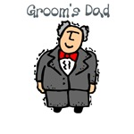 Father of Groom T-shirts & Gifts