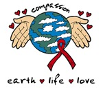 Compassion Planet Earth T-shirts & Gifts