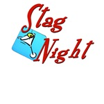 Stag Night T-shirts & Apparel