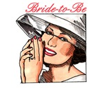 Bride-to-Be T Shirts and Gifts