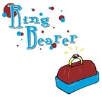 Retro Ring Bearer T-shirts and Gifts