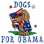 Dogs for Obama Shirts for Dogs