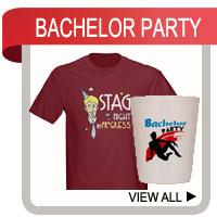 Bachelor Party T-shirts, Bachelor Party Favors