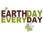 Earth Day Every Day T-shirts & Gifts