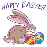 Easter Bunny T-shirts and Presents