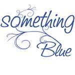 Wedding Something Blue T-shirts and Gifts