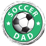 Soccer Dad Gifts and T-shirts