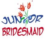 Tulip Junior Bridesmaid Shirts and Favors