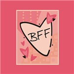 BFF Jewelry and Best Friends Forever Gifts